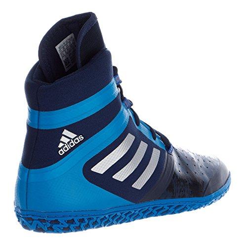 Adidas Impact Wrestling scarpe Navy/Silver/Royal