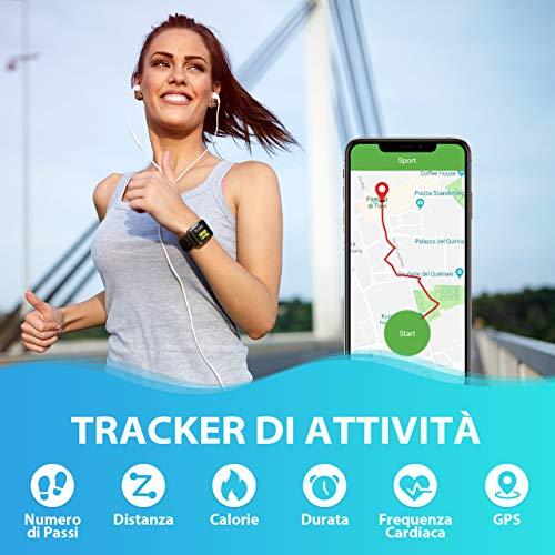 Zoom IMG-2 seneo smartwatch ip68 orologio fitness