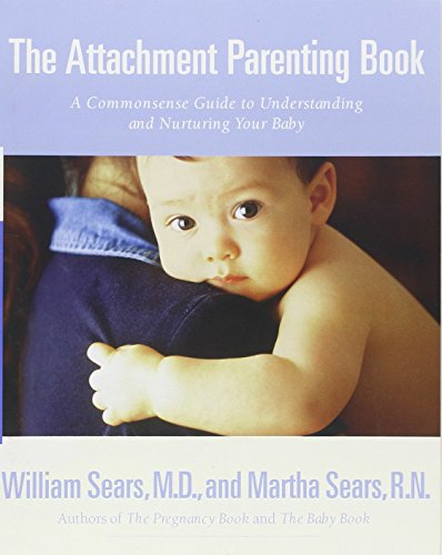 the-attachment-parenting-book-sears-parenting-library