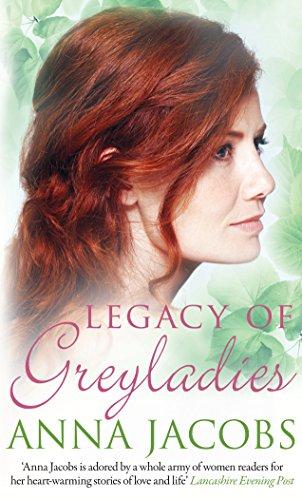 Legacy of Greyladies (Greyladies Trilogy Book 3) (English Edition) por Anna Jacobs