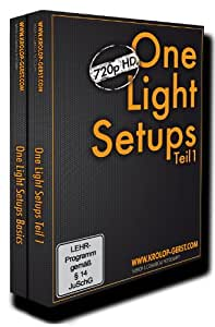 One Light Setups Basics & Teil 1