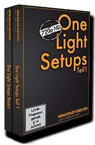 One Light Setups Basics & Teil 1