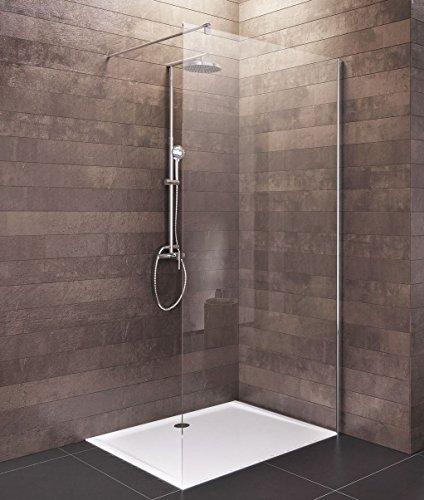 """Duschabtrennung """"Boston"""" für eine Walk-In Dusche"""