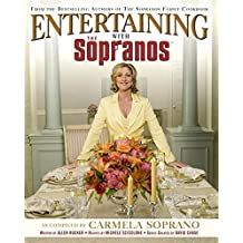 Entertaining with the Sopranos by Carmela Soprano (2006-02-13)