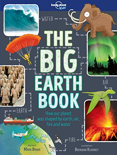 Descargar Libro The big earth book de Lonely Planet Kids
