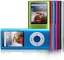 LECTEUR MP3 / MP4, 4 GIGA ,AUDIO, VIDÉO,DICTAPHONE,RADIO FM, 6 COULEURS DISPONIBLES (LECTEUR DE MARQUE GÉNÉRIQUE:PURETRONIK)