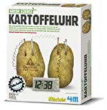 4M 663275 - Green Science - Kartoffeluhr
