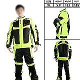Herren Textilien Motorradkombi Textiljacke + Textil Hose Roller Biker Touring Touren Gr. M L XL XXL 3XL 4XL