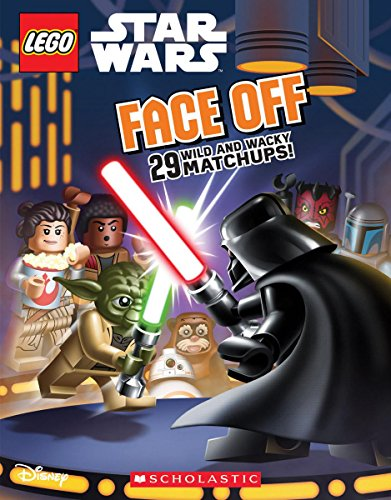 Lego Star Wars: Face Off Cover Image