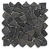 M-001 Mosaikfliesen Marmormosaik Bruchstein Naturstein Fliesen Lager Verkauf Stein-mosaik Herne NRW