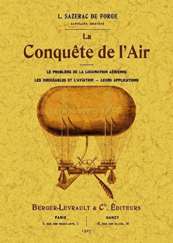 Descargar Libro La conquête de l'air de Léonide Sazerac de Forge