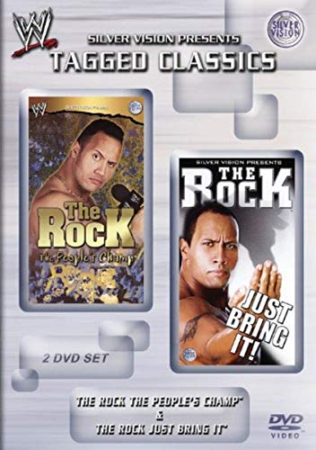 WWE - The Rock: The People's Champ/Just Bring It [2 DVDs]