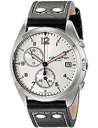 Hamilton H76512755 - Reloj , correa de cuero