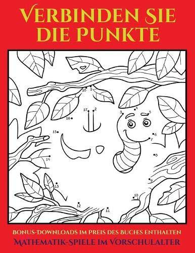 Vorschulalter (48 Punkt-für-Punkt-Rätsel für Vorschulkinder): Der Preis dieses Buches beinhaltet 12 druckbare PDF-Arbeitsbücher für Kindergarten und Vorschule. ()