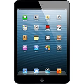 Apple iPad Mini Tablet 16GB, Wi-Fi, Nero [Italia]