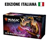 Magic The Gathering MTG - Core Set 2019 Deckbuilder's Toolkit - Italiano