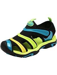 Hibote Sandalias Para Niños Zapatos Deportivos Al Aire Libre Zapatillas de Playa y Piscina de Verano 18042304