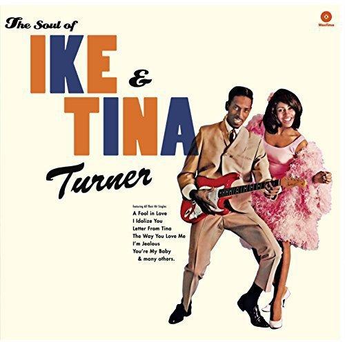 The Soul Of Ike & Tina Turner - Ltd. Edt 180g [Vinyl LP]