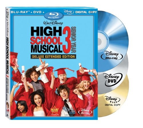 Price comparison product image High School Musical 3: Senior Year [Blu-ray] [2008] [US Import]