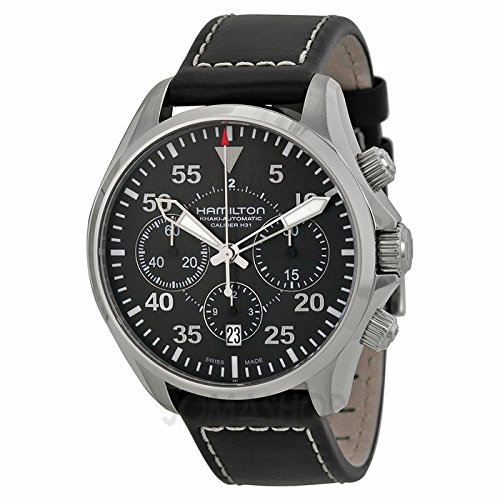 Hamilton Hamilton Khaki Aviation Pilot Auto Chrono Watch H64666735