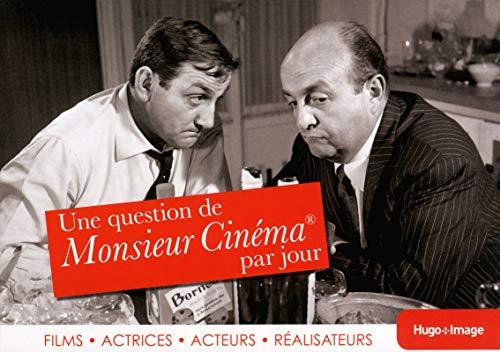 Une question de Monsieur Cinéma par jour 2013