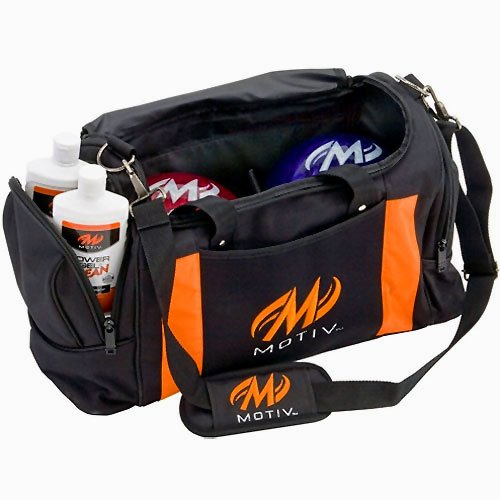 Motiv Bowling Ball Deluxe Double Tote (Ball Bowling Tote Ball 2 Tasche)