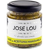 Paté de Aceituna Manzanilla (220 g) - José Lou