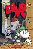 Treasure Hunters (Bone Reissue Graphic Novels (Paperback))