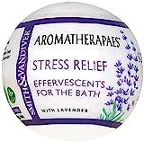 Spa...ah Fizzie Ball - Stress Relief (Lavender Essential Oil) - 8.8 oz - 3ct