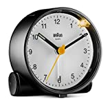 Best Braun Alarm Clocks - Braun Classic analogue alarm clock - BC01BW Review
