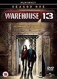 Warehouse 13: Season 1 [Edizione: Regno Unito] [Edizione: Regno Unito]