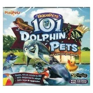 Aquapets 101 Dolphin Pets