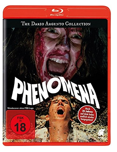 Phenomena - Dario Argento Collection # 2 [Blu-ray]