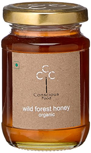 Conscious Food Wild Forest Honey