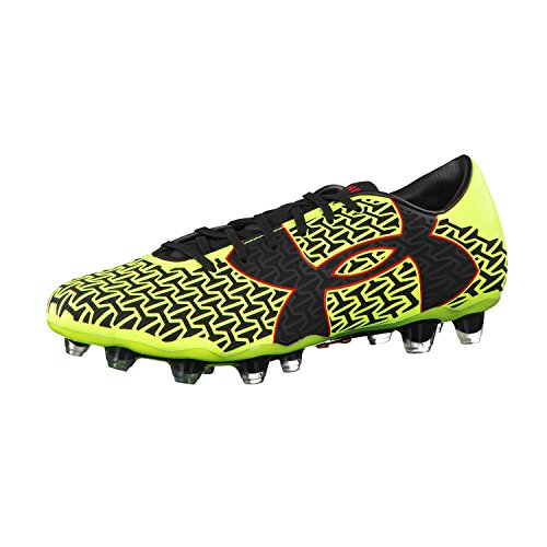 Under Armour Clutchfit Force 2.0 FG - Gelb