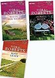 Nora Roberts, Garten Eden Trilogie, Band 1,2,3 (Die Garten-Eden-Trilogie)