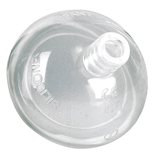 RESQ-Breezer E5 003 Silicone Line, einteilige Beatmungsmaske, Größe 1 Babies/Kinder