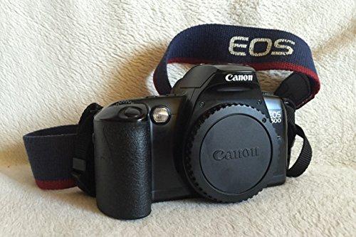 Canon 500 N EOS Spiegelreflexkamera 35 mm Format - multi-mode AF Camera (Canon Kamera Eos Rebel Xs)