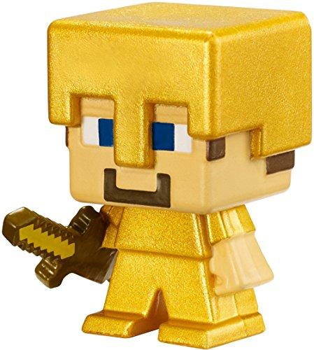 Mattel DWV92 Minecraft Mini-Figuren Blindbox, je 1 Figur, zufällige Auswahl (Mini Minecraft)
