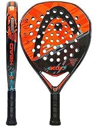 Head Delta Pro CB - Pala de pádel, color rojo / naranja / gris / azul