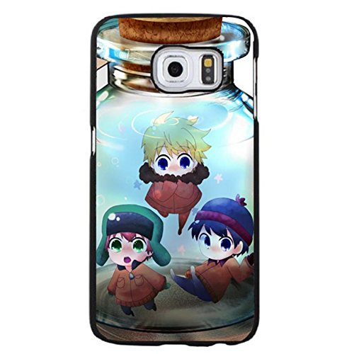 Coque Samsung Galaxy S6 Edge Plus Cover Shell Cute Anime Character Comedy Cartoon South Park Phone Case Cover Fashionable Anime,Cas De Téléphone