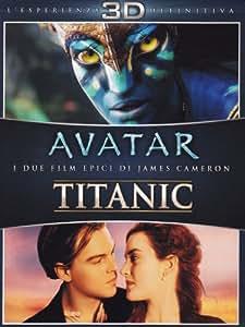 Duopack Avatar 3D + Titanic 3D - Blu-ray 3D