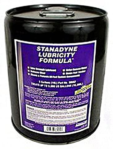 Stanadyne Lubricity Formula 5 Gallon Pail. Treats 5,000 gallons diesel fuel per Pail. by Stanadyne
