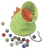 Haba 3568 Kugelbahnmonster, Kleinkindspielzeug