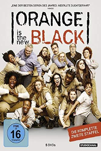 Orange Is the New Black - Die komplette zweite Staffel [5 DVDs] - Tv New