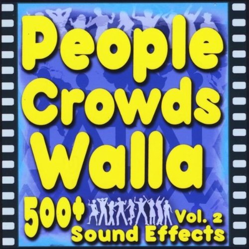 Walla Sound Effects, Cafe, Hiking, Traffic, City, Mall, People, Places