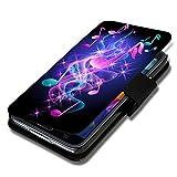 Book Style Flip Handy Tasche Case Schutz Hülle Schale Motiv Etui für Huawei Mate S - Flip 1X9 Design3
