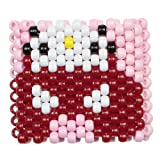 Kandi Gear Brazalete Kandi de Hello Kitty y Deadmau5, brazalete kandi, pulcera de rave, brazalete para halloween, pulcera con cuentas, brazalete praa festivales musicales y fiestas