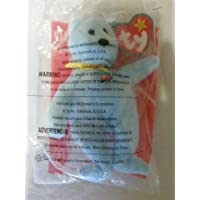 McDonalds Happy Meal Ty Big Red Shoe The Bear Toy Plush #10 2004 by McDonalds