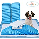 Dog Pads Super Absorbent Puppy Training Pads 100 Counts (61 x 58.4 cm)by Petphabet